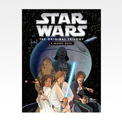 Star Wars: The Original Trilogy Book
