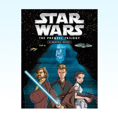 Star Wars: The Prequel Trilogy Book