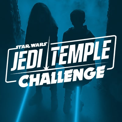 Star Wars Kids - Jedi Temple Challenge