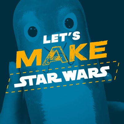 Star Wars Kids - Let's Make Star Wars Video Collection