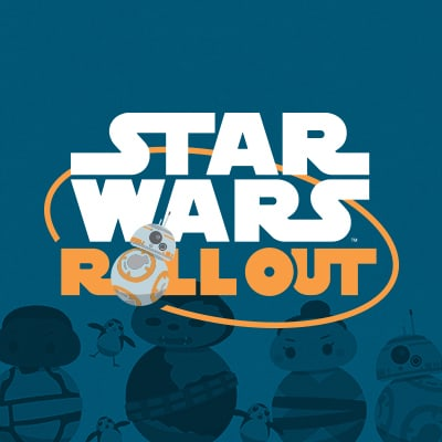 Star Wars Kids - Star Wars Roll Out Video Collection