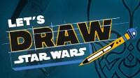 Let's Draw Star Wars