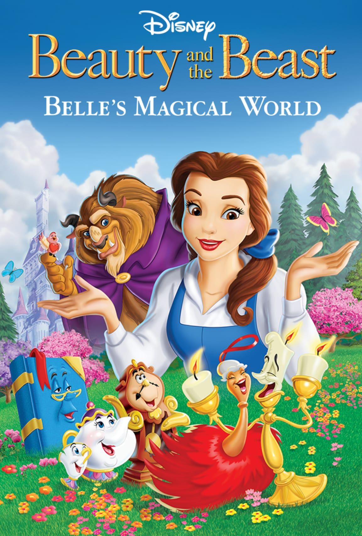 Beauty and the Beast: Belle's Magical World (1998)
