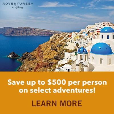 Save up to $500 per person on select adventures!