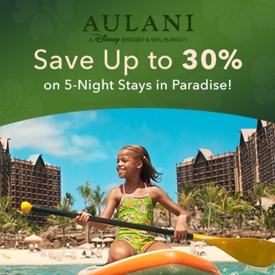 Save Up to 30% on 5-Night Stays in Paradise!