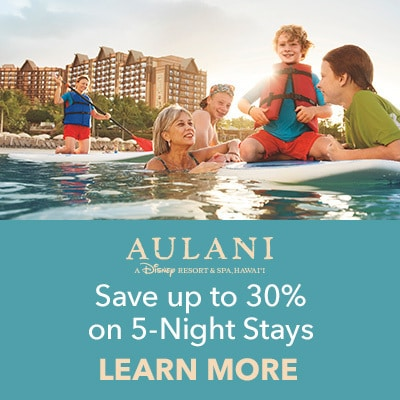 Save up to 30% on 5-Night Stays