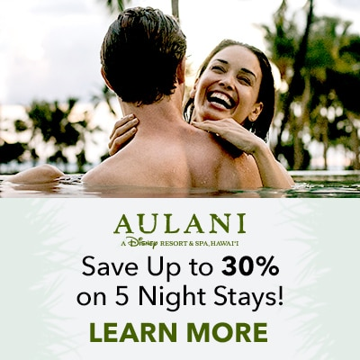 Save Up to 30% on 5 Night Stays!