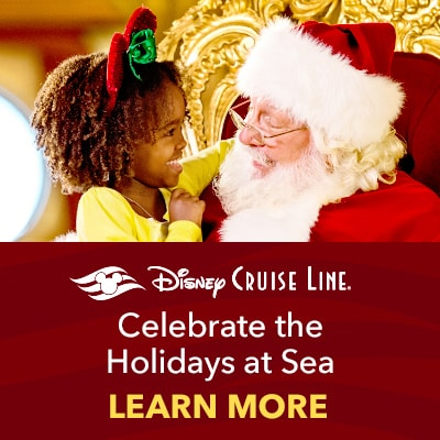 Disney Cruise Lines - Celebrate the Holidays at Sea