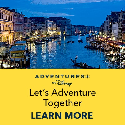 Adventures by Disney-  Italian Tour