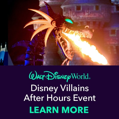 Disney Villains After Hours Event