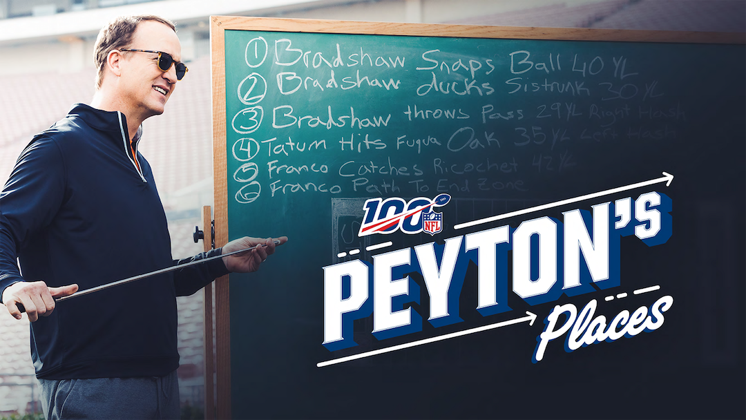 Peyton Manning Returns with Second Season of Peyton's Places on ESPN+