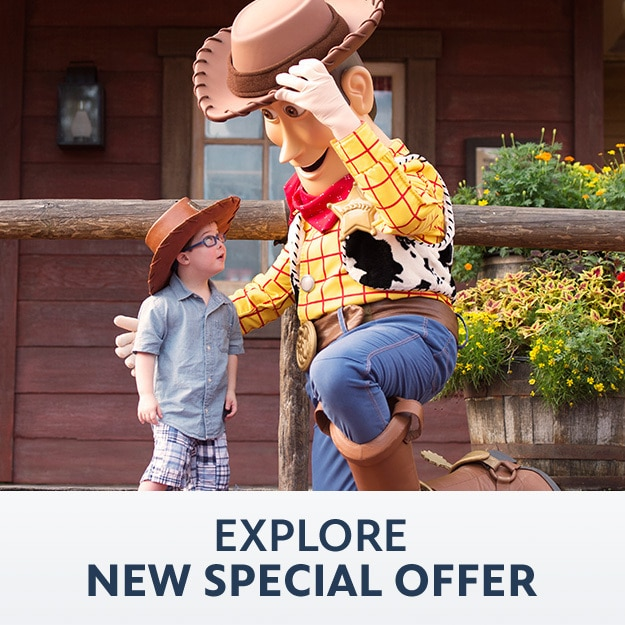 WDW Special Offers