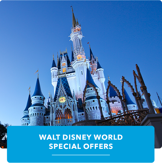 Walt Disney World Special Offers