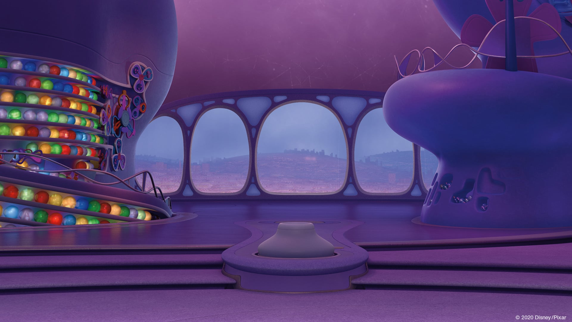 Inside Out video background