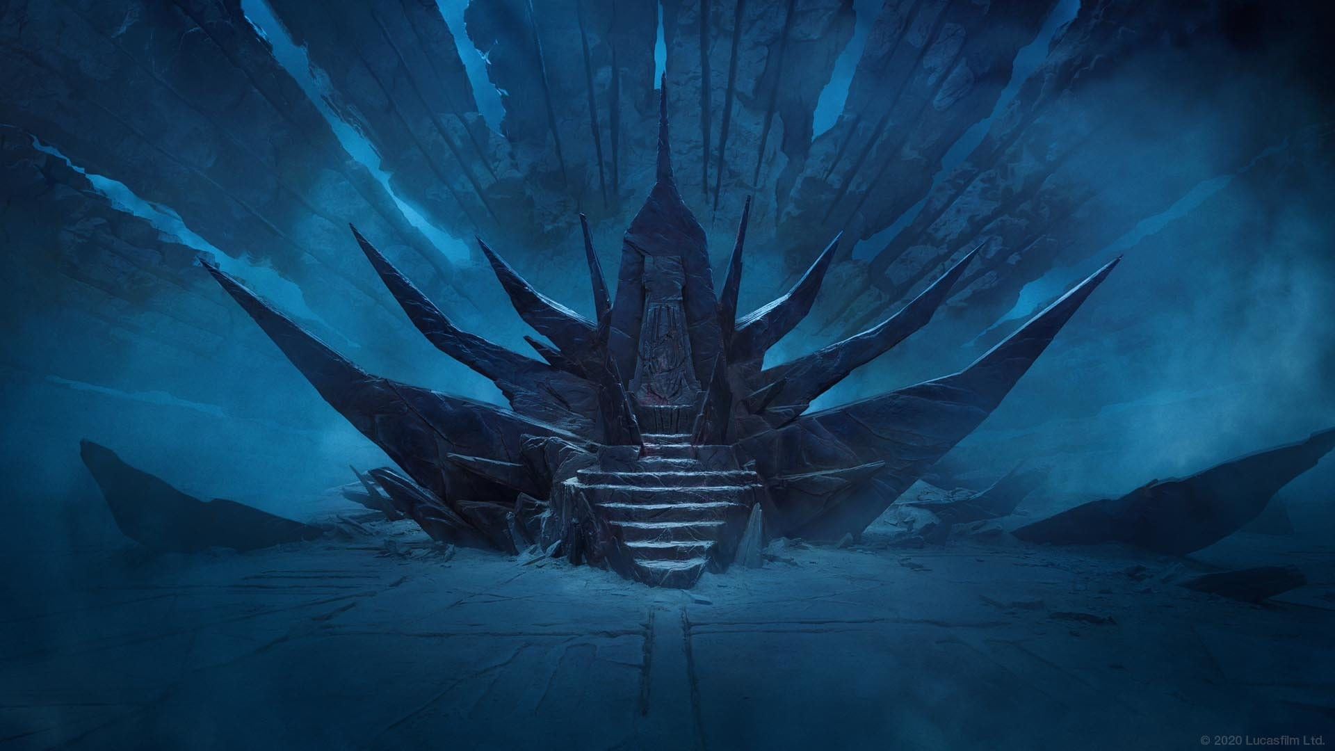 THE EMPEROR'S THRONE ON EXEGOL