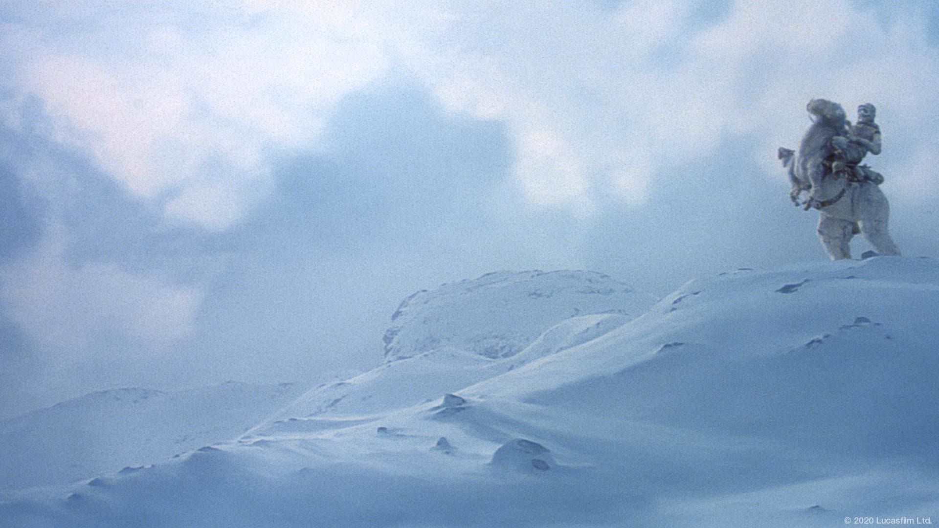 Hoth Video Background