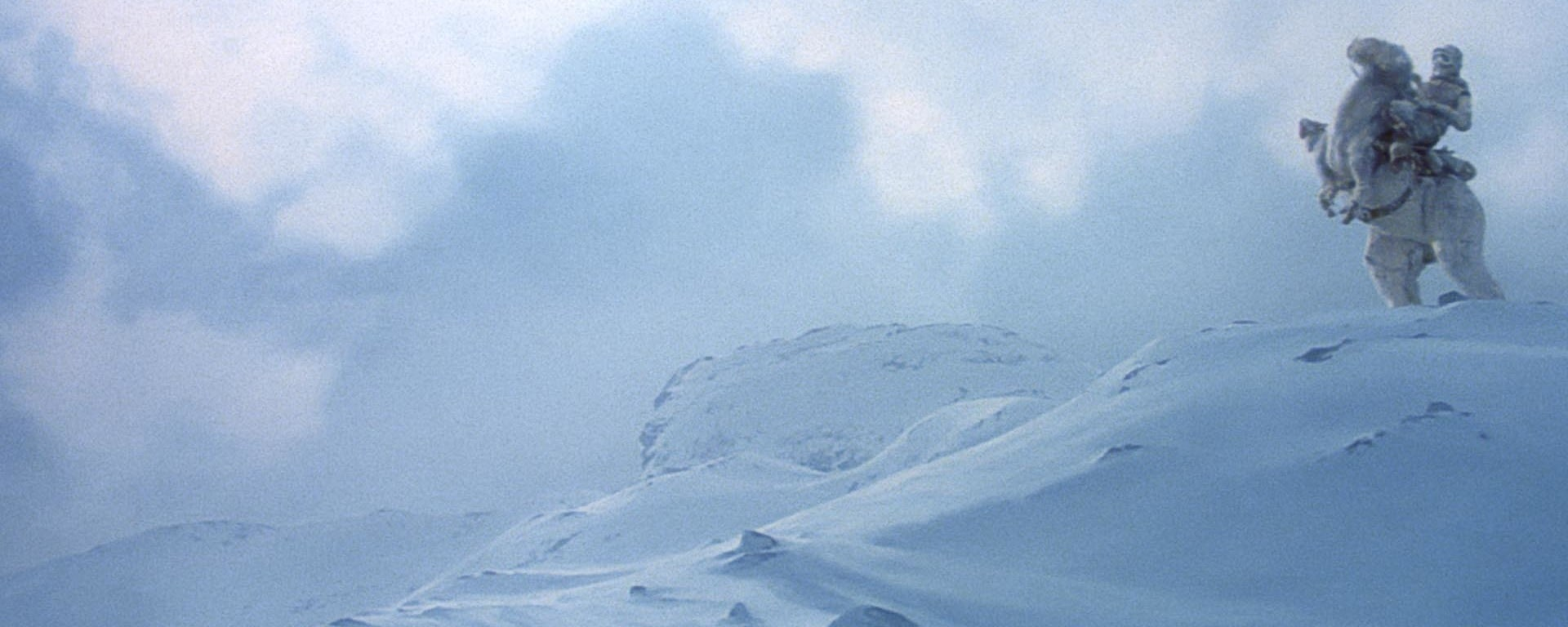 Star Wars Hoth video call background