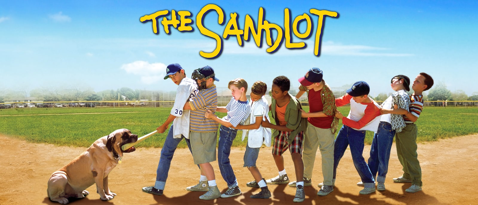 The Sandlot Hero