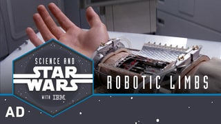 Robotic Limbs | Science and Star Wars