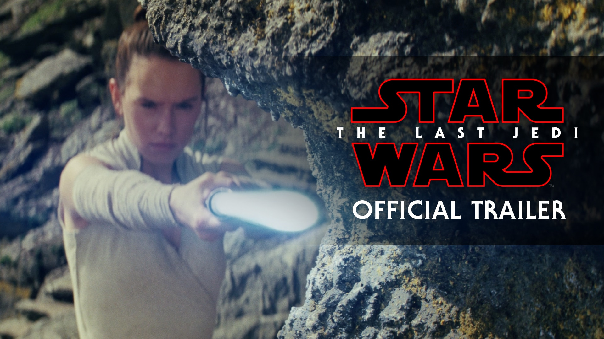 OFFICIAL TRAILER | STAR WARS: THE LAST JEDI