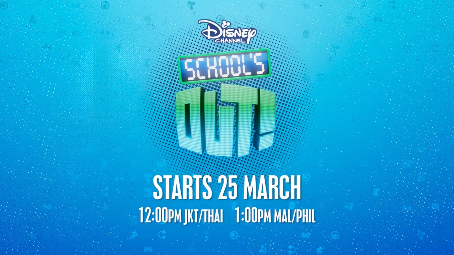 Disney Channel School's Out