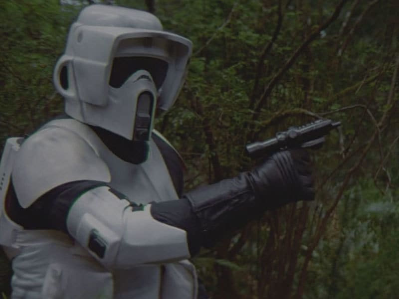 Image result for imperial scout trooper