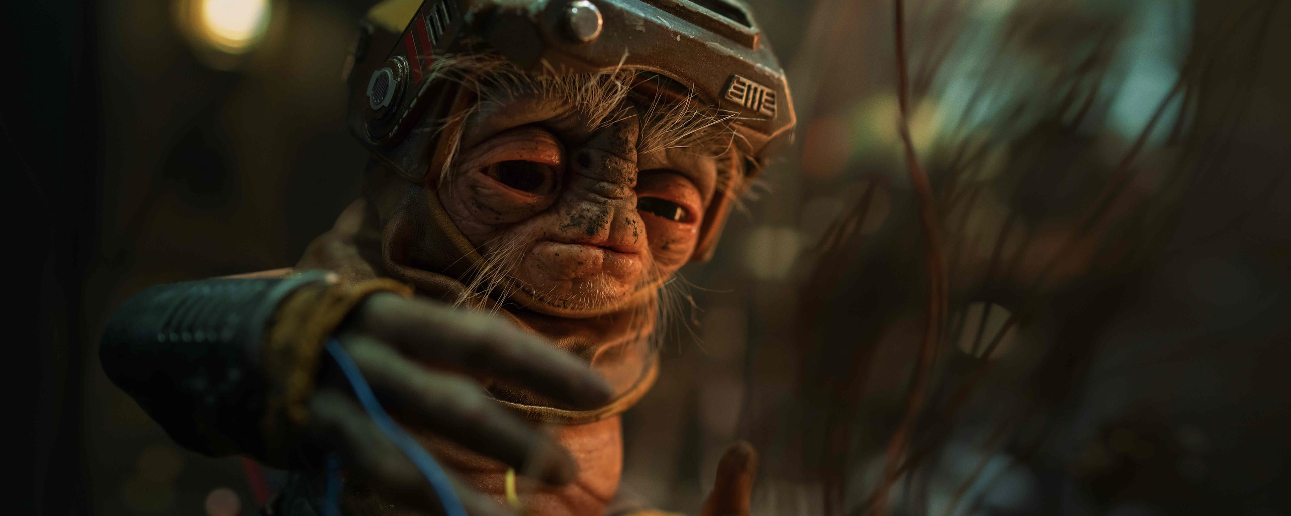 Babu Frik from Star Wars: The Rise of Skywalker