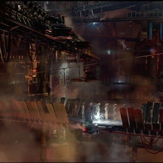 Geonosis Droid Factory