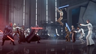 Star Wars: Galaxy of Heroes Trailer