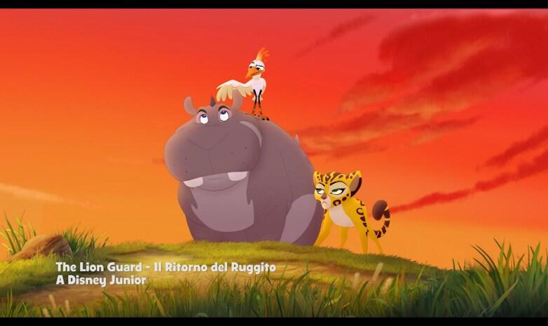 The Lion Guard - La guardia del leone