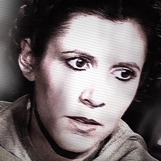 Princess Leia: What Is She Trying to Hide?