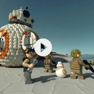 LEGO's The Last Jedi 360 Experience