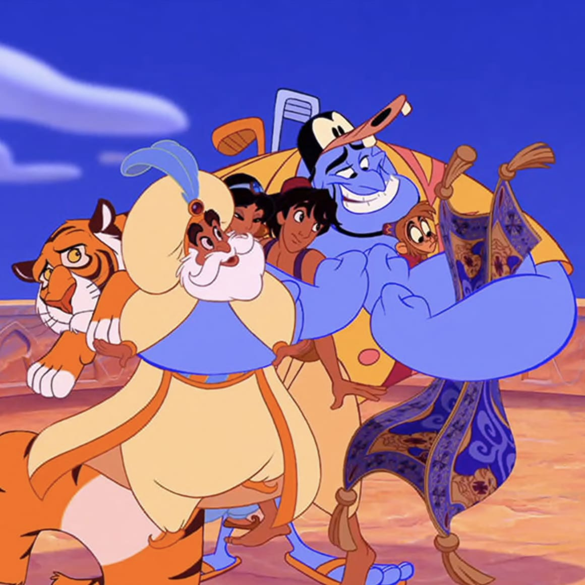 The Essential List of Aladdin Quotes