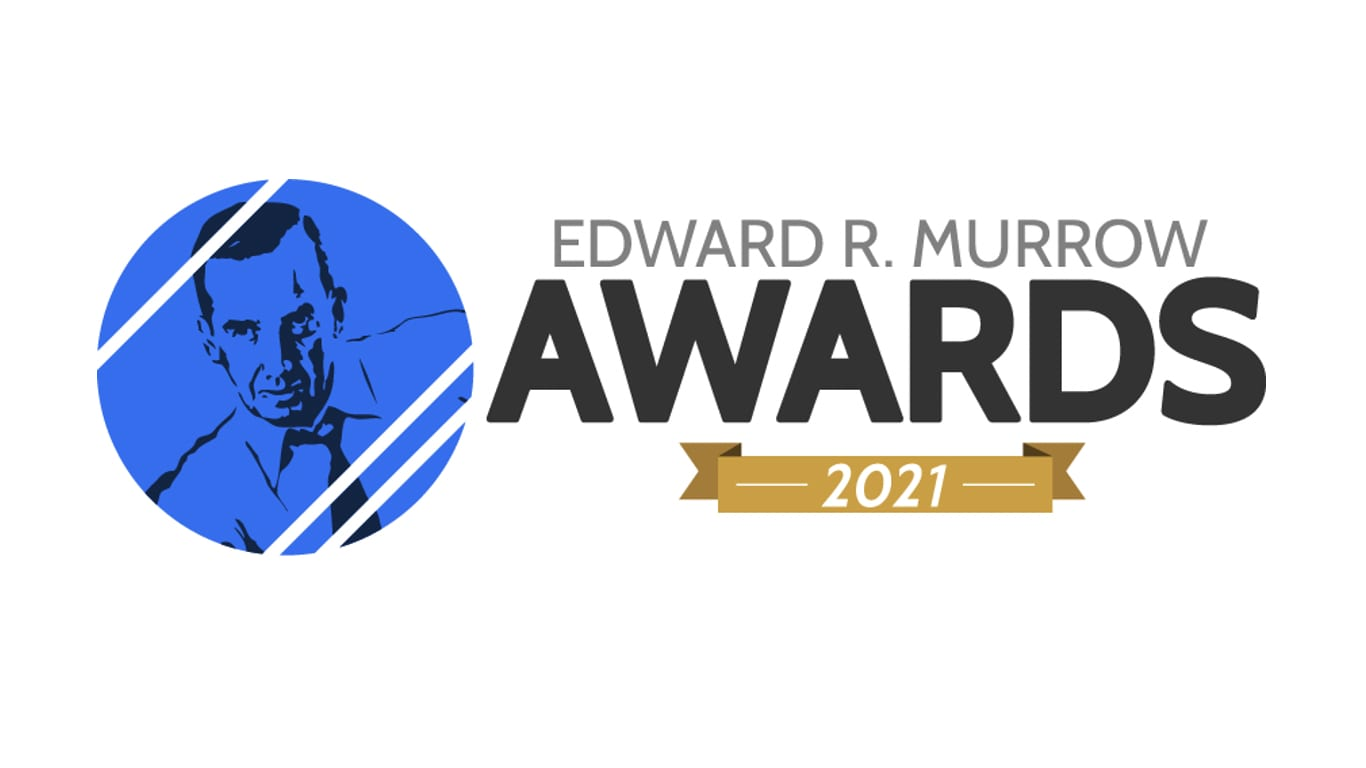 ABC Owned Stations Win Seven 2021 Regional Edward R. Murrow Awards, Including Two of Their Top Stations Winning the Overall Excellence Award, the Highest Honor Awarded