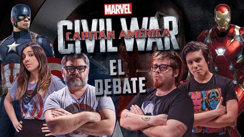 El Debate - Capitán America: Civil War