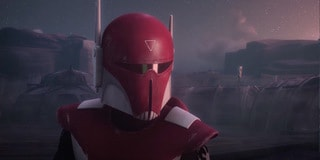"Star Wars Rebels: ""Mandalorian Showdown"""