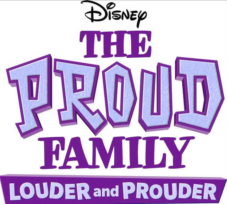 The Proud Family Logo