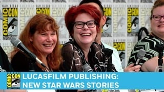SDCC: Lucasfilm Publishing: New Star Wars Stories Panel