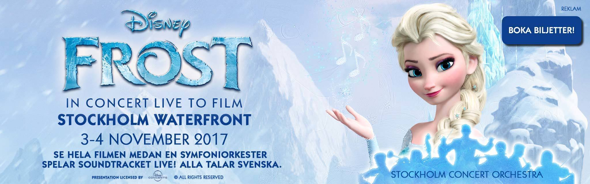 Frozen in Concert - Hero