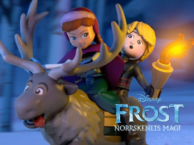 Frost: Norrskenets Magi