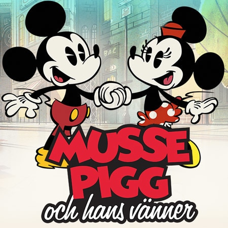 Musse Pigg och hans vänner