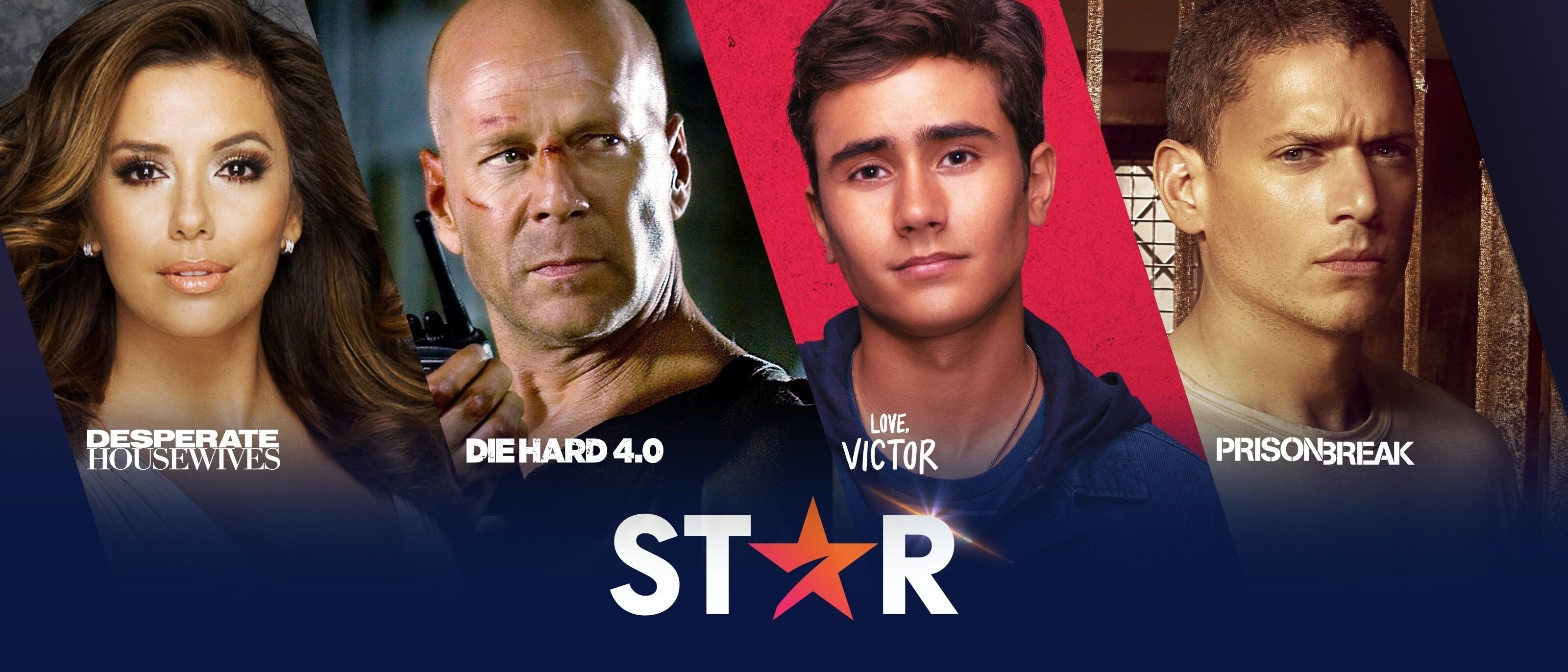 Disney+ presenterar: Star