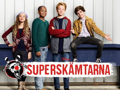 Superskämtarna