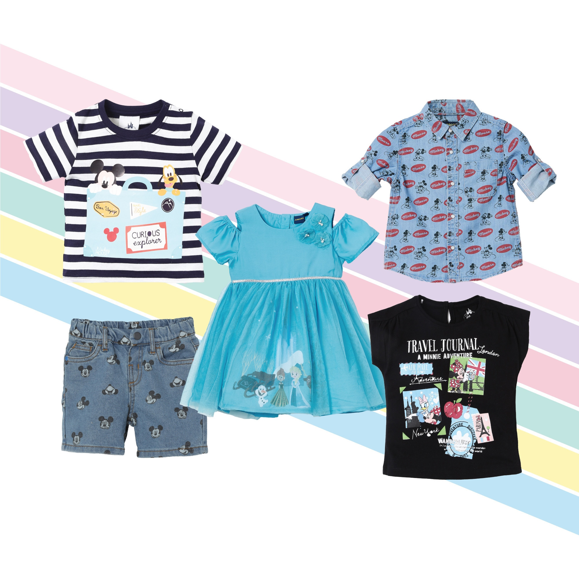 Lifestyle Kidswear x Disney | Shop Now