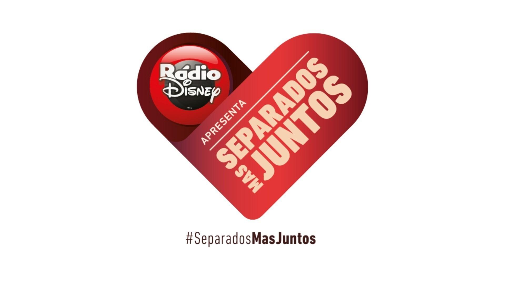 Brasil tendrá su versión de #SeparadosPeroJuntos