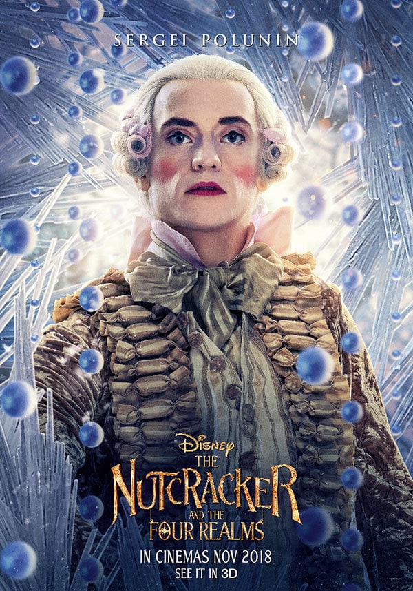 The Nutcracker and the Four Realms - Sergei