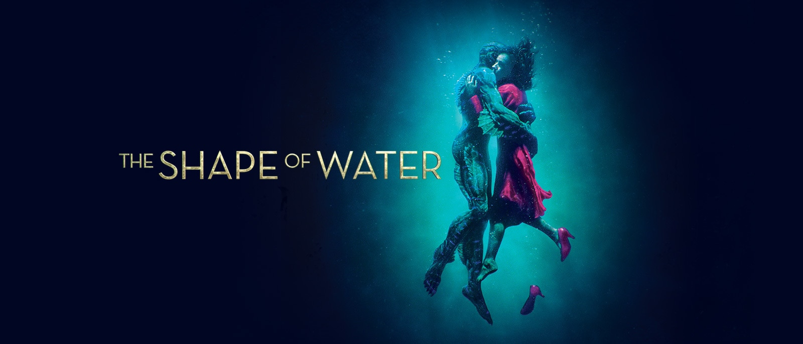 The Shape of Water Hero