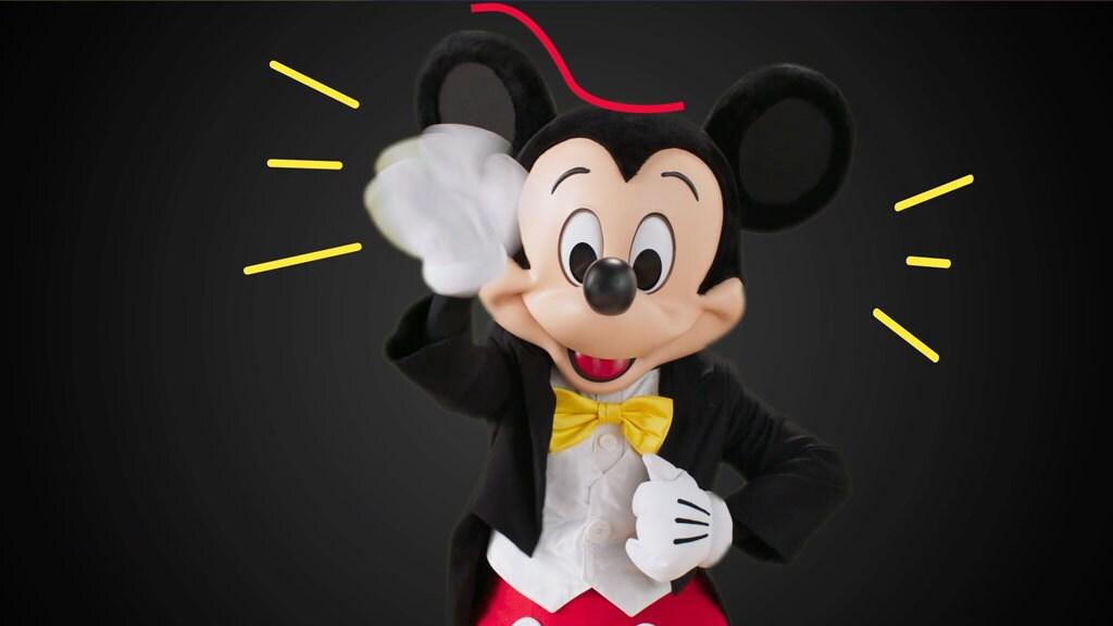 Mickey Share A Smile Campaign - Indonesia