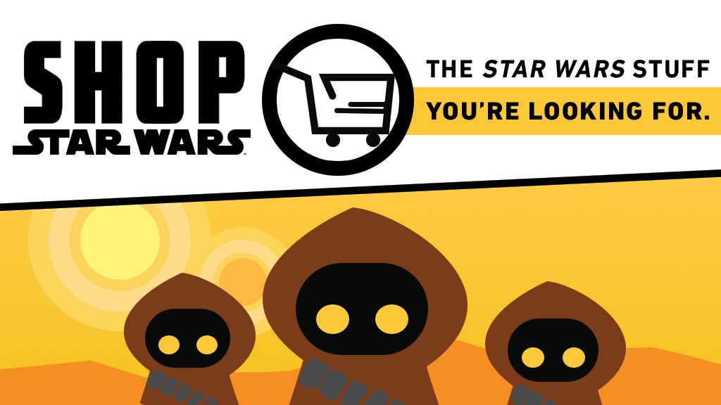 Shop Star Wars - Franchise Slider