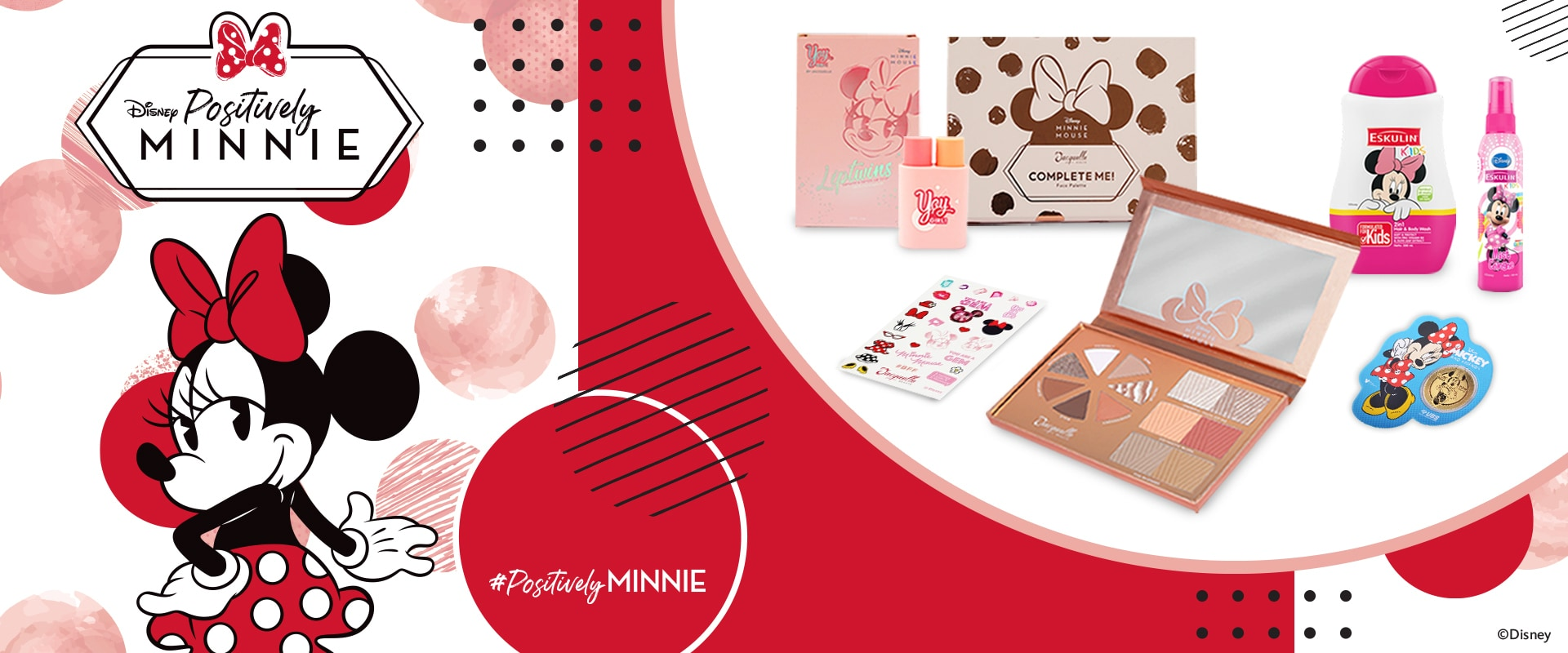 Positively Minnie with Shopee - SHOP Page